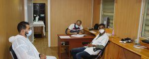 كورونا: مركز تلقيح إضافي بالمحطة البرية خروبة لاستيعاب الطلب المتزايد على جرعات اللقاح